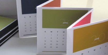 Desain Kalender Perusahaan Sebagai Sarana Marketing