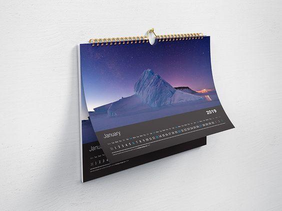 Menilik Harga Jasa Desain Kalender Tahun 2020 Terbaru